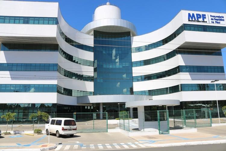 Sede do MPF-PI, em Teresina- Foto: Telsirio Alencar