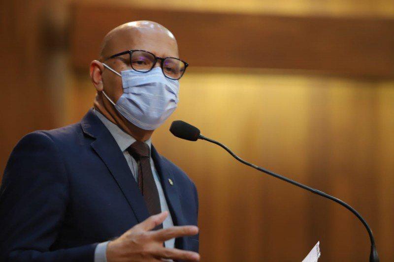 Projeto de Lei de autoria do deputado estadual Franzé Silva (PT) - Foto: Ascom
