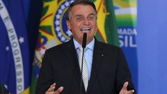 Presidente Jair Bolsonaro diz que vai vetar o novo Fundo Eleitoral Foto: Fabio Rodrigues Pozzebom/Agência Brasil