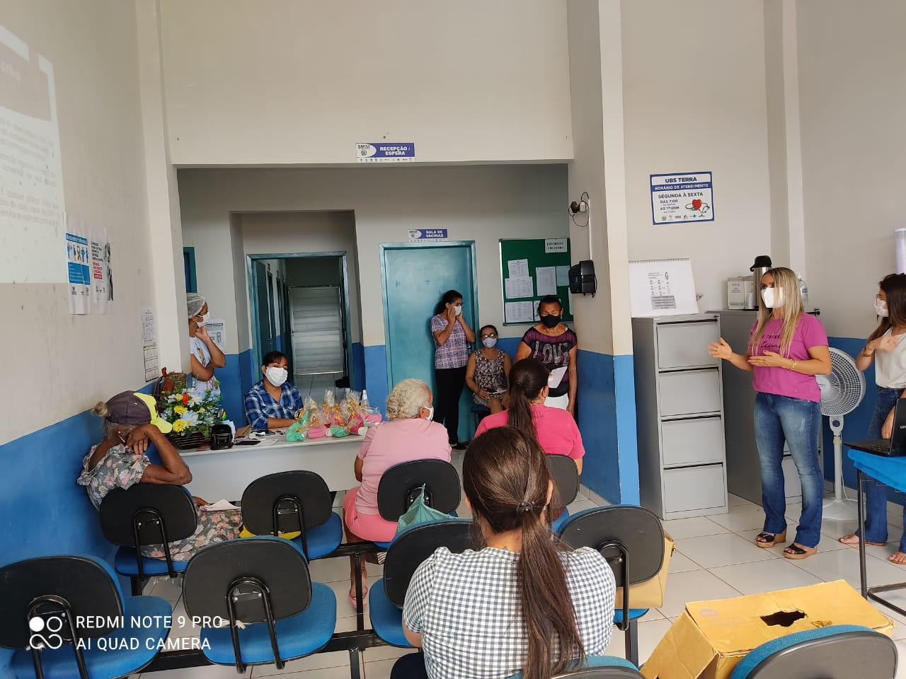 """Assistência Social de Itainópolis realiza campanha """"Junho Violeta"""" nas UBSs - Imagem 4"""