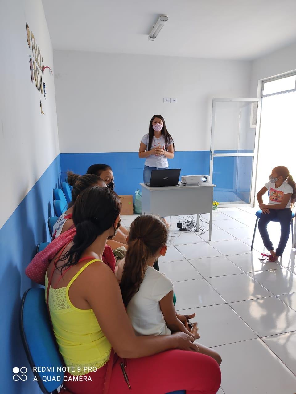 """Assistência Social de Itainópolis realiza campanha """"Junho Violeta"""" nas UBSs - Imagem 15"""