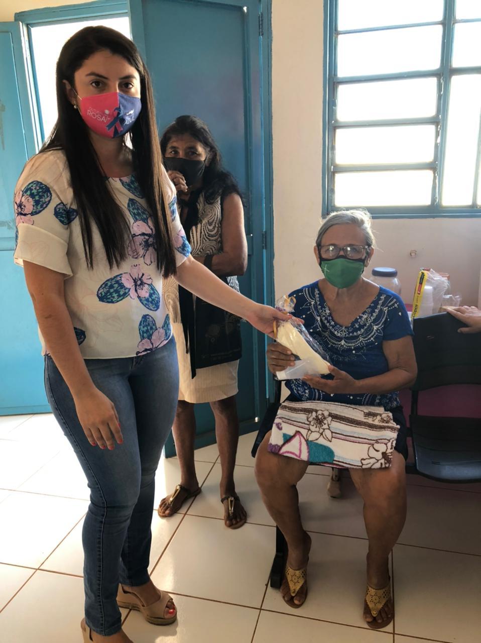 """Assistência Social de Itainópolis realiza campanha """"Junho Violeta"""" nas UBSs - Imagem 9"""