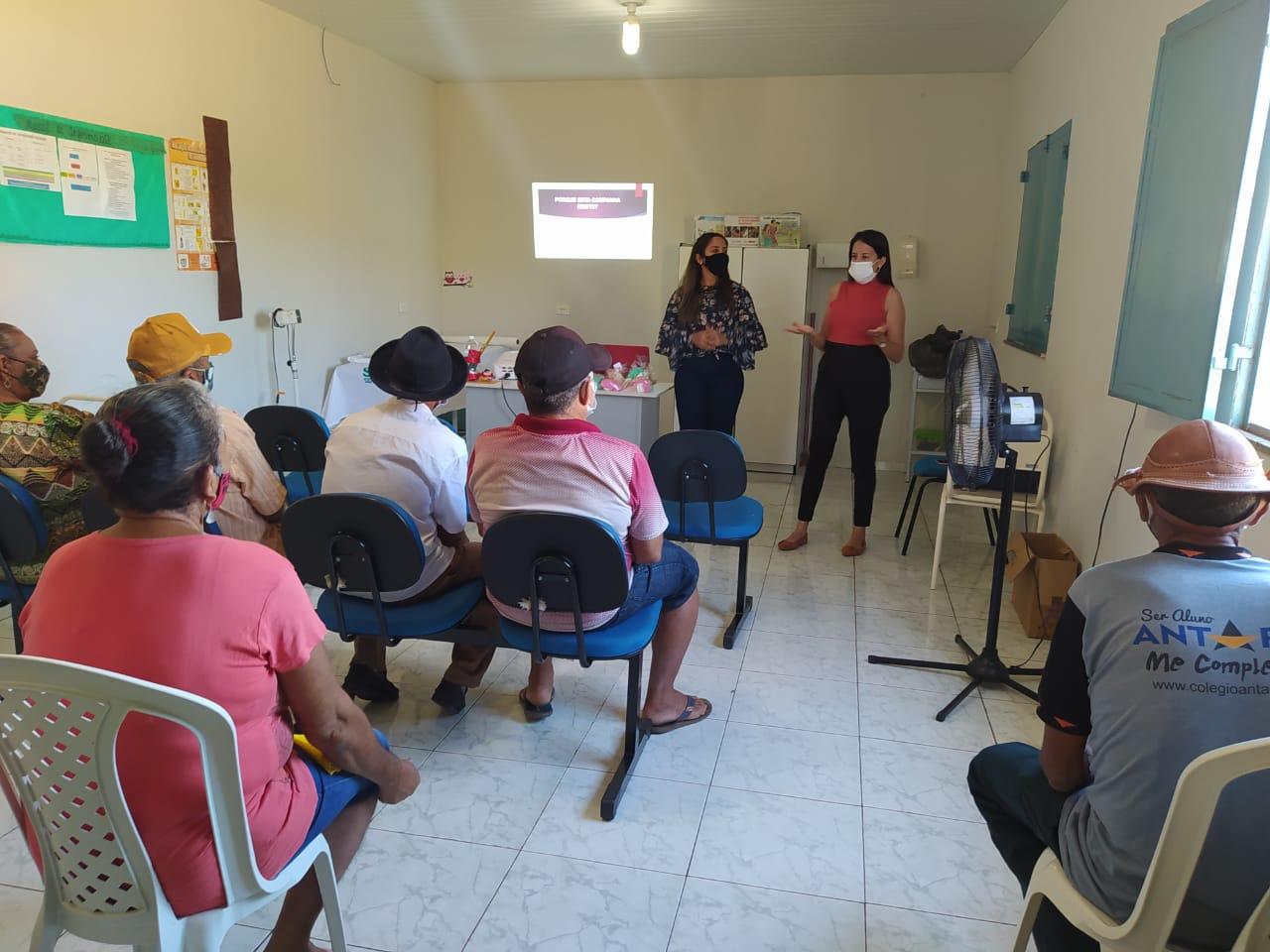 """Assistência Social de Itainópolis realiza campanha """"Junho Violeta"""" nas UBSs - Imagem 13"""