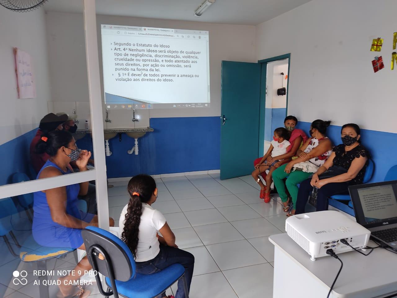 """Assistência Social de Itainópolis realiza campanha """"Junho Violeta"""" nas UBSs - Imagem 16"""