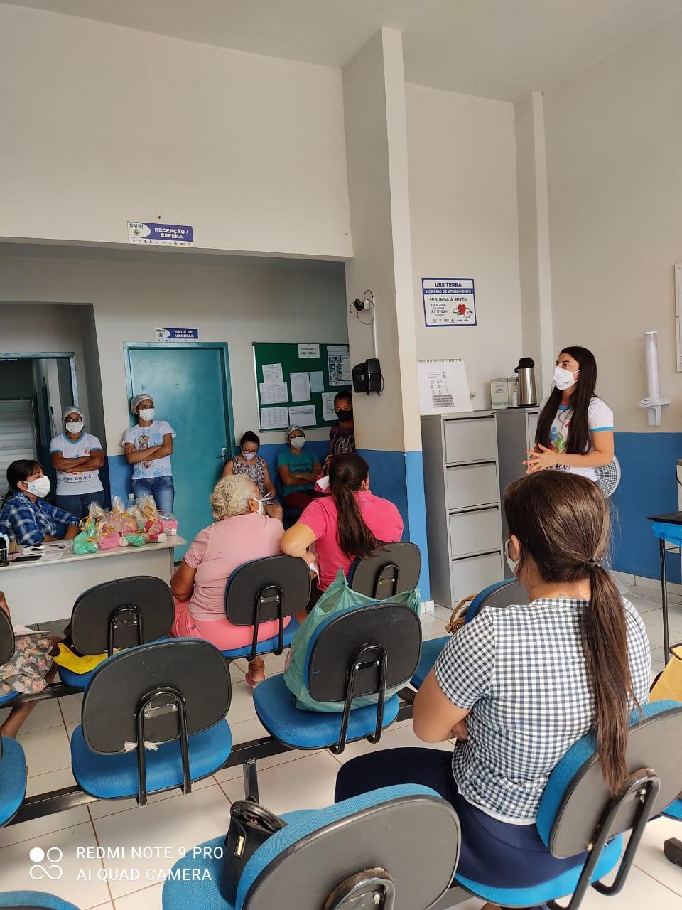 """Assistência Social de Itainópolis realiza campanha """"Junho Violeta"""" nas UBSs - Imagem 5"""