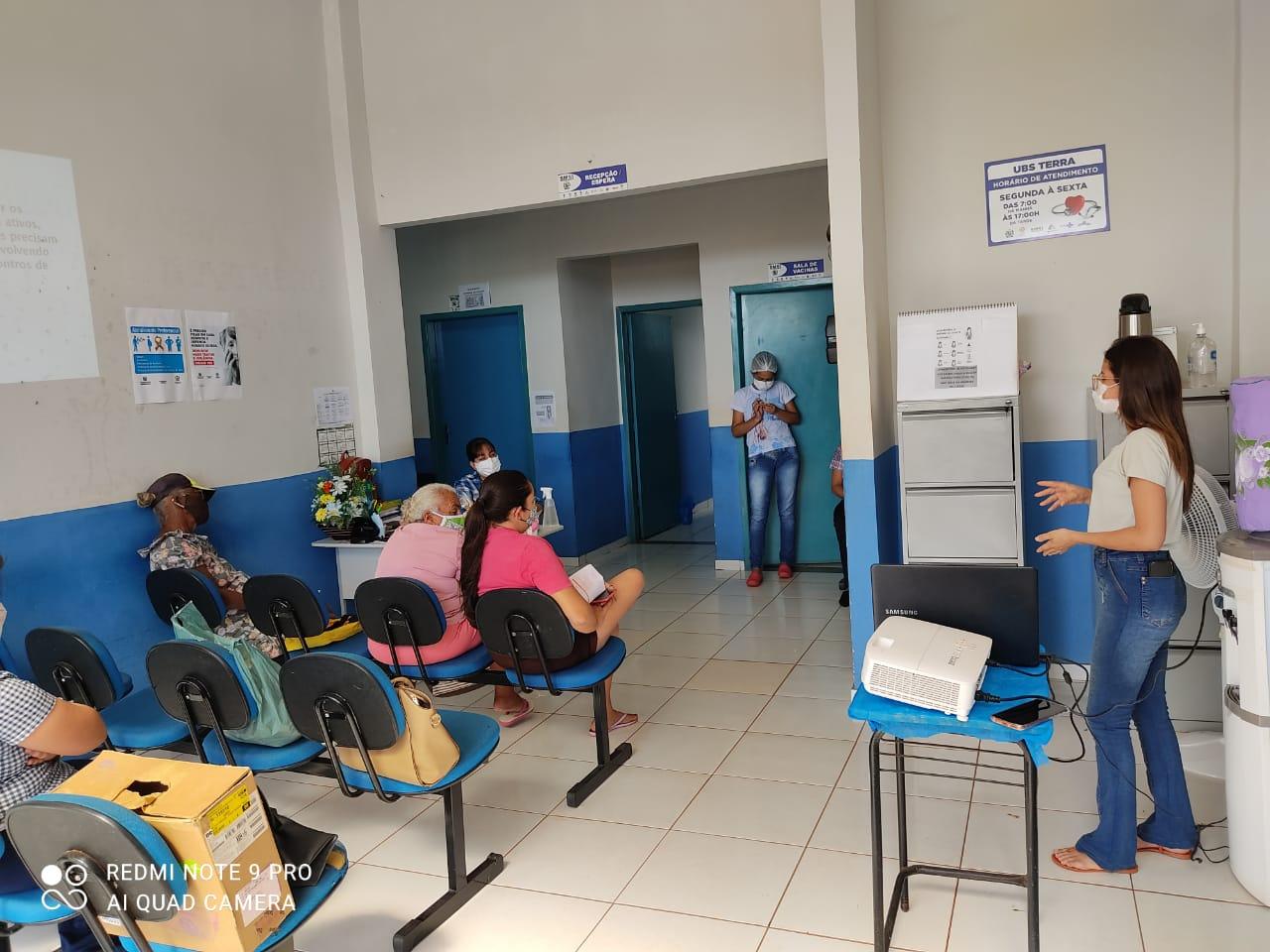 """Assistência Social de Itainópolis realiza campanha """"Junho Violeta"""" nas UBSs - Imagem 6"""