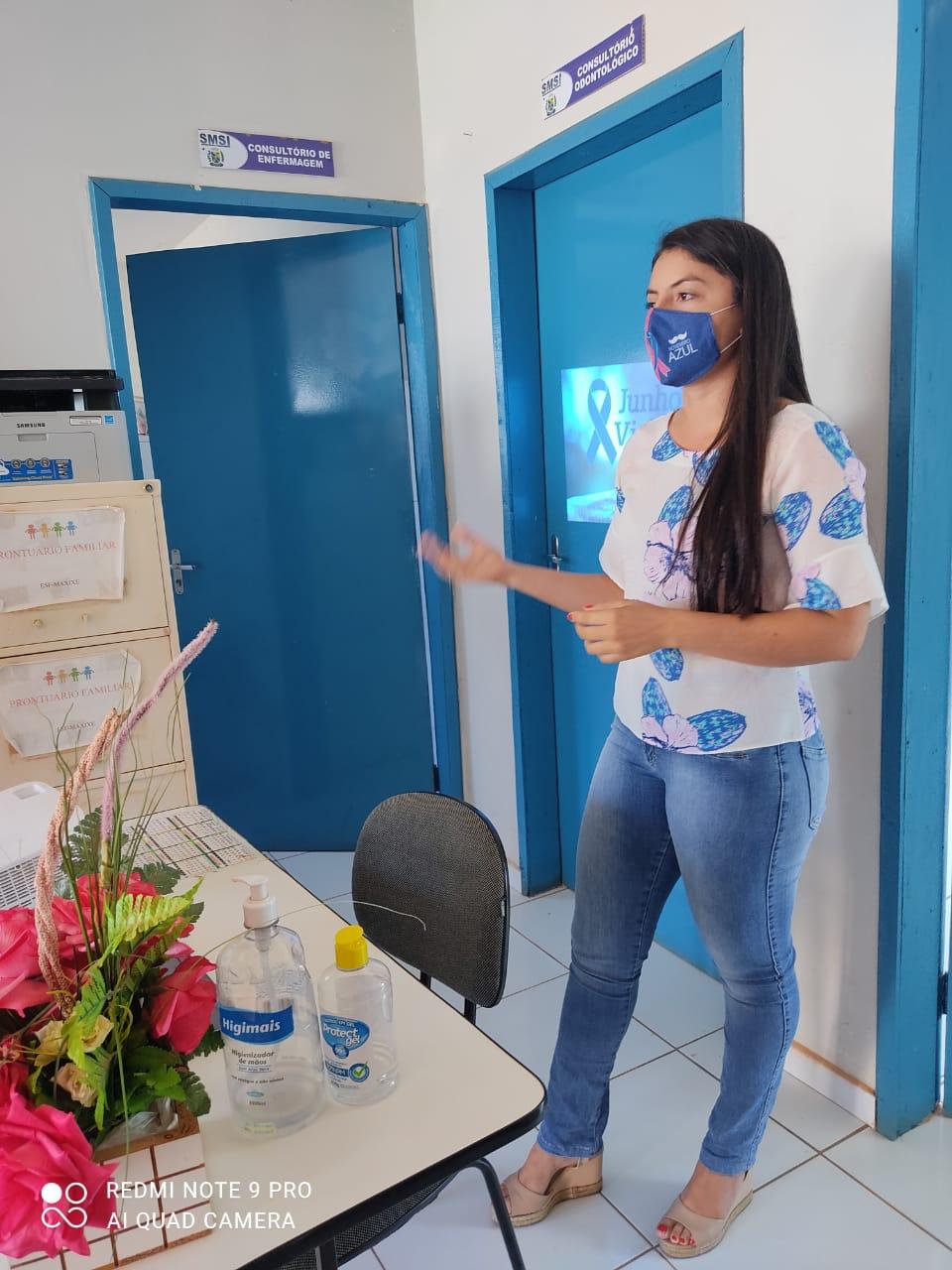 """Assistência Social de Itainópolis realiza campanha """"Junho Violeta"""" nas UBSs - Imagem 7"""