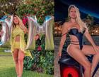 Diva do forró, Taty Girl celebra 1 milhão de seguidores com ensaio ousado