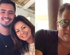 Filho de Leonardo revela que perdeu virgindade com viúva de traficante