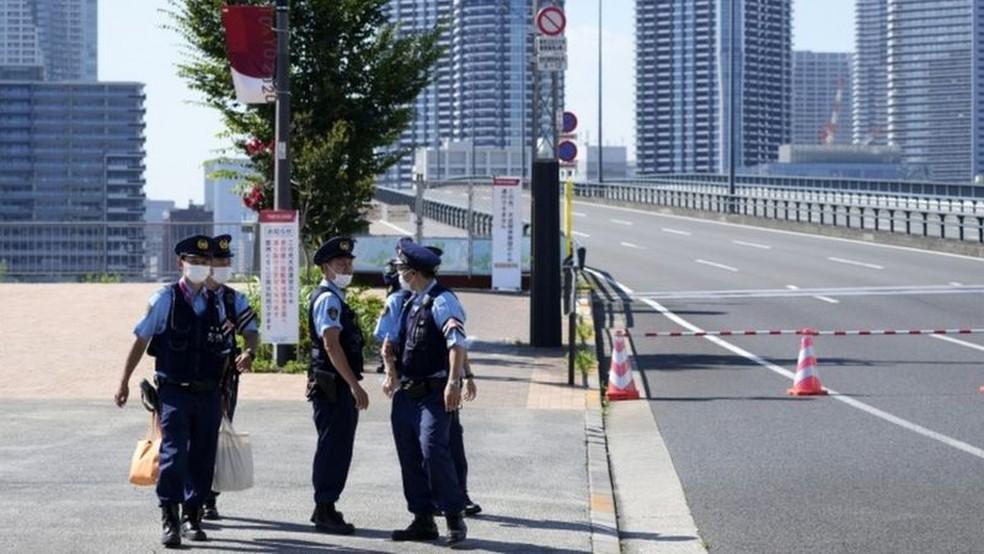 Olimpíadas de Tóquio começam nesta sexta-feira (Foto: EPA/BBC )