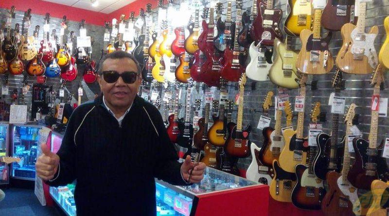 Renato Piau tocava para Luiz Melodia (Divulgação)