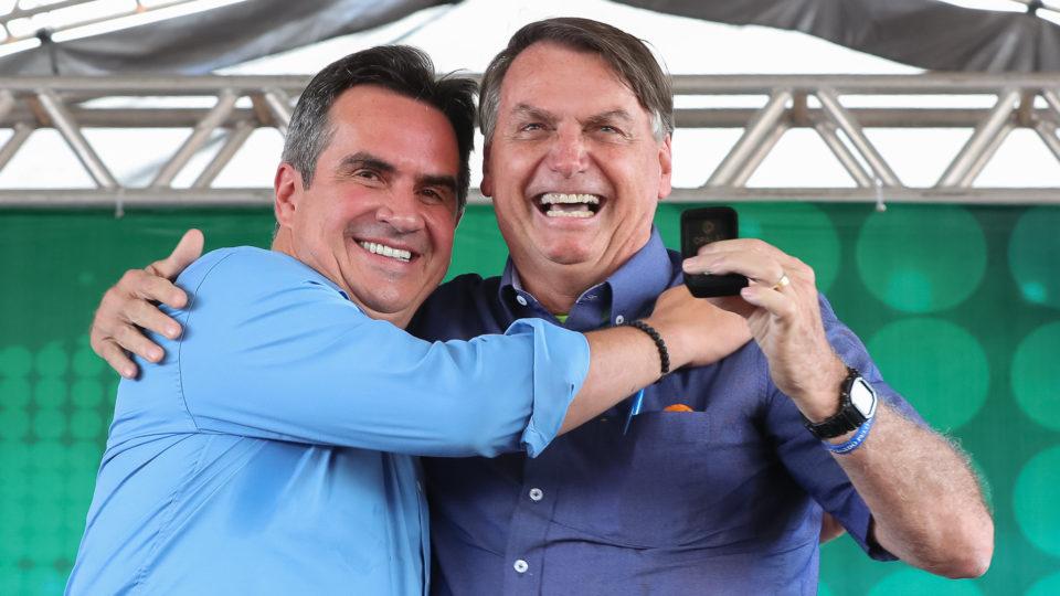 Bolsonaro estuda trocar general Ramos por Ciro Nogueira na Casa Civil - Foto: Isac Nóbrega/PR