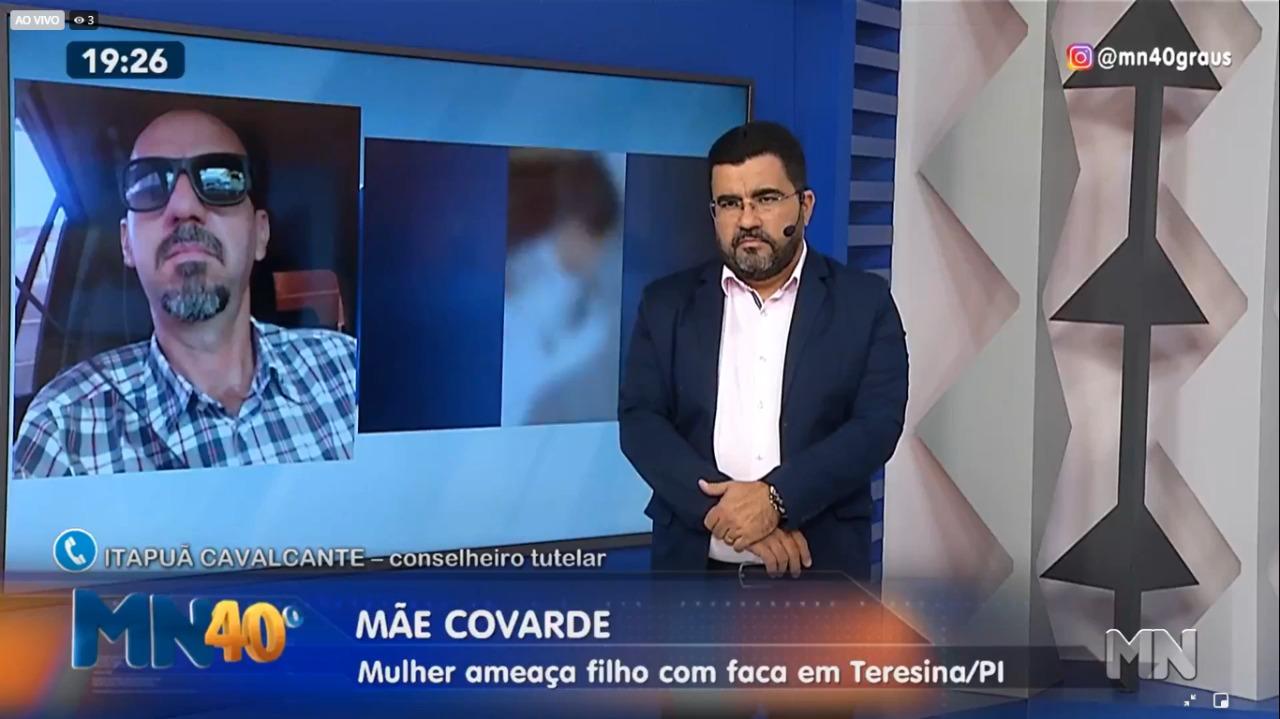 Conselheiro Itapuã Cavalcante explica procedimentos tomados contra a mulher | FOTO: Reprodução