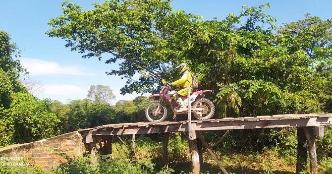 Prova vai percorrer trechos dos municípios piauienses de Currais, Cristino Castro e Santa Luz. (Foto: Radical Produções)