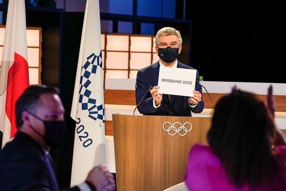 Comitê Olímpico Internacional fez anúncio nesta quarta-feira- COI/Divulgação