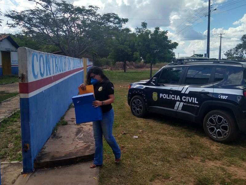 Polícia Civil investigará o caso (Foto: Divulgação)