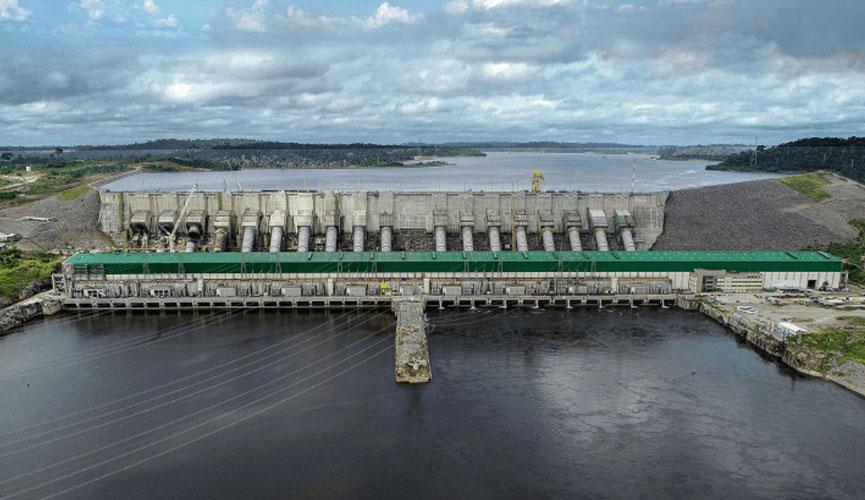 A hidrelétrica de Belo Monte em Altamira (PA)- Foto: Reprodução