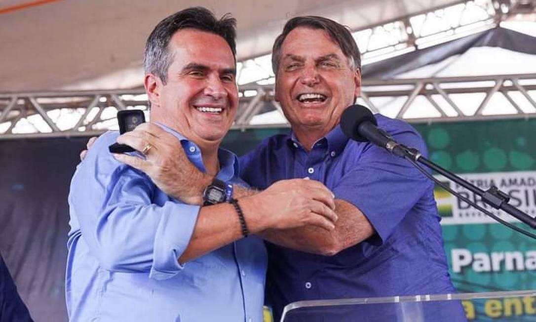 Senador Ciro Nogueira se alinha ainda mais a Bolsonaro (Foto: Divulgação)