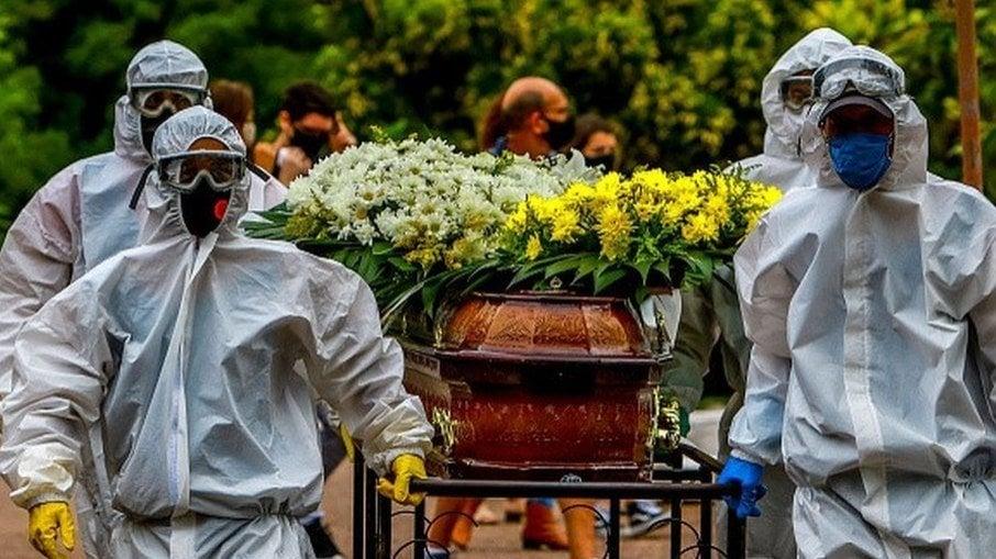 Mortes por Covid-19 ultrapassam os 547 mil vítimas