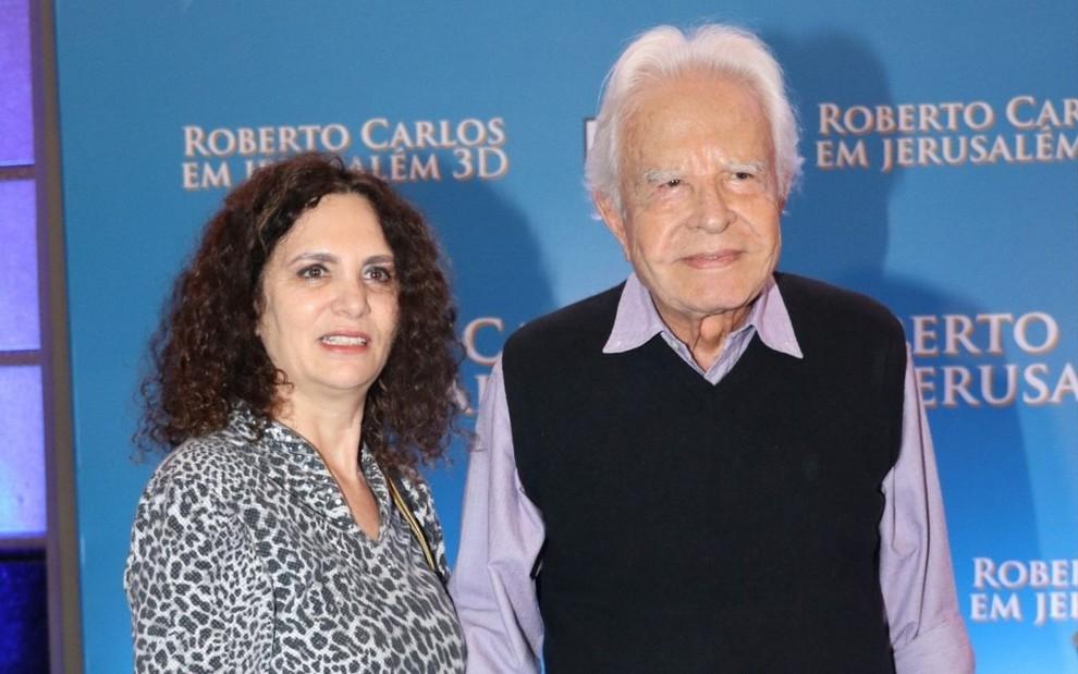 Cid Moreira e Fátima (Foto: Reprodução)Cid Moreira e Fátima (Foto: Reprodução)