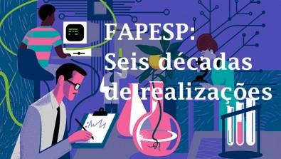 """Fapesp lança primeiro fascículo digital do livro """"FAPESP 60 anos"""" - Imagem 1"""
