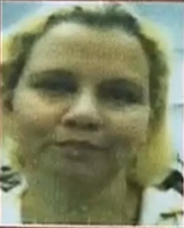 Valéria Antonia Cenciani foi presa em 2015 por fornecer drogas para a região da Cracolândia (Foto: Reprodução/GloboNews)