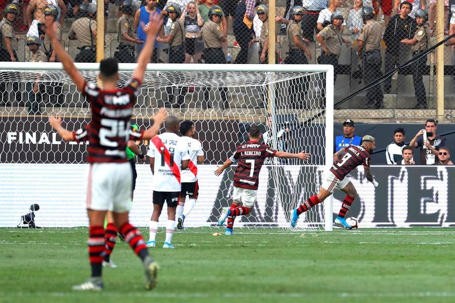 O Olimpia agora terá pela frente o Flamengo nas quartas de final