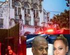Sem feridos: conheça a mansão de Beyoncé que foi destruída por incêndio!
