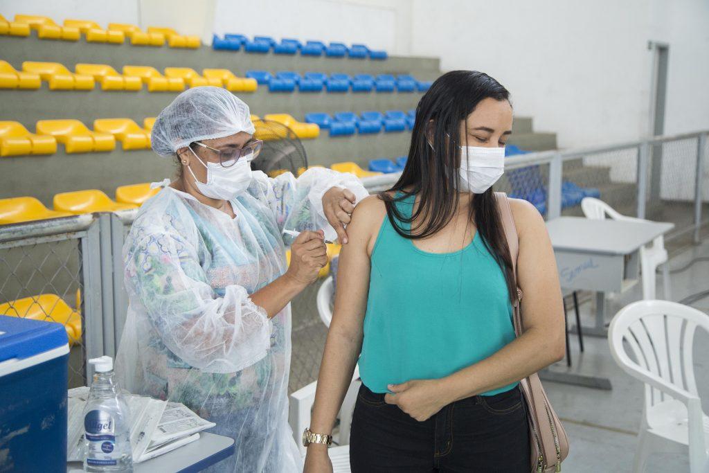 Vacinação contra Covid-19 amplia para quem tem 30 anos ou mais |foto: Divulgação