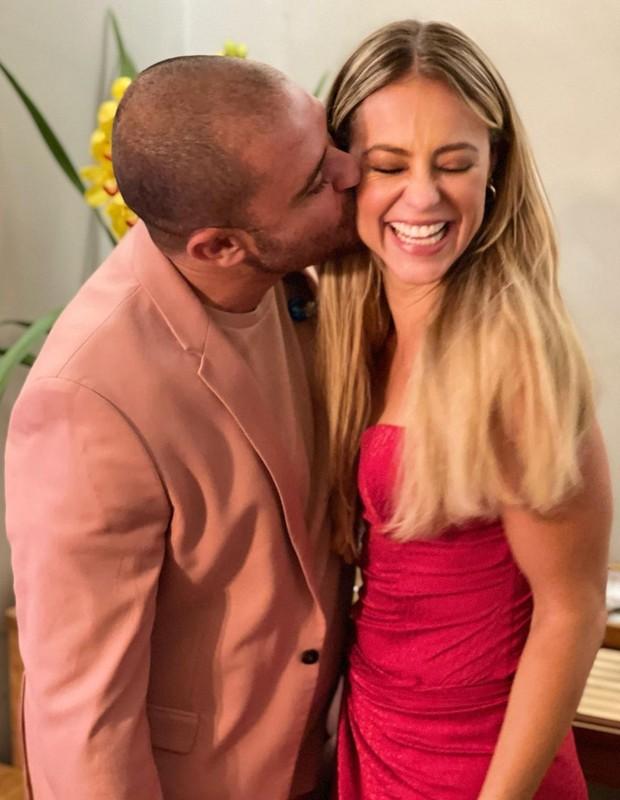 Paola Oliveira e Diogo Nogueira assumem namoro (Foto: Divulgação/Hugo Gloss)