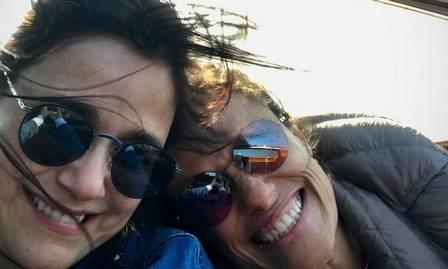 Cerimônia de casamento de Zélia Duncan e Flávia Soares será restrita a amigos e familiares. (Foto: Reprodução - Instagram)