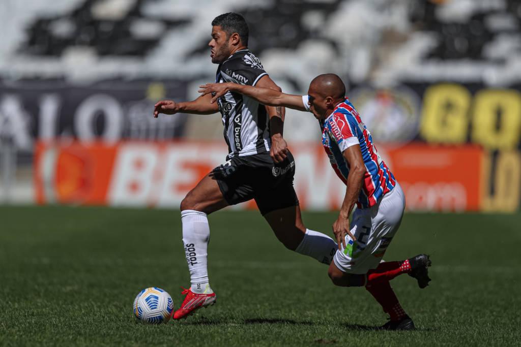 Atlético - MG derrota o Bahia por 3 A a 0/ Foto: Divulgação/Atlético