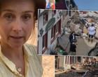 Repórter é demitida após se sujar de lama para fingir ajuda na Alemanha