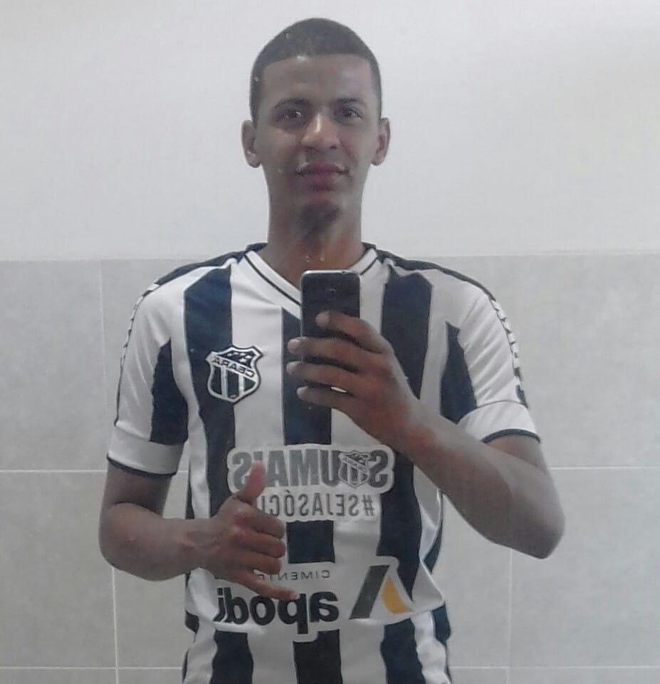 Arthur Silva, de 20 anos (Foto: Reprodução)