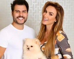 Nicole Bahls e Marcelo Bimbi terminam casamento de três anos