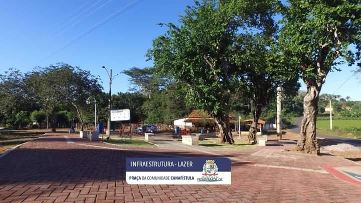 Uma beleza de praça em Monsenhor Gil, na Canafístula - Imagem 2