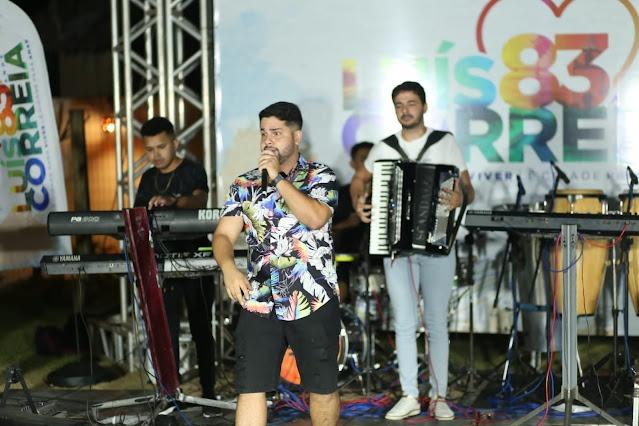 LiveShow encerra programação de aniversário de Luís Correia - Imagem 2