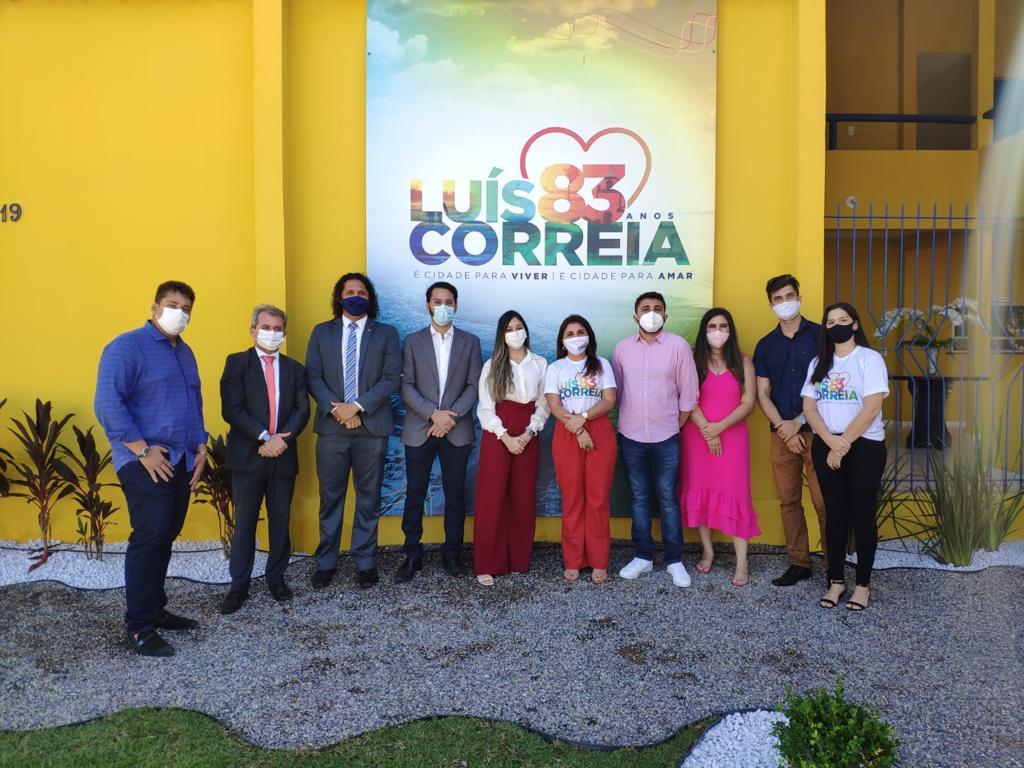 Prefeitura de Luís Correia entrega Título Mérito Luiscorreiense - Imagem 1