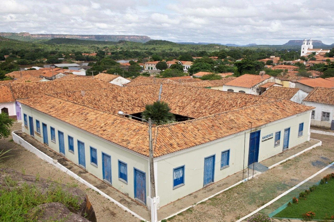 Amarante completa 150 anos e ganhará projeto de requalificação assinado pelo arquiteto Paulo Vasconcellos ( foto: Moises Saba)