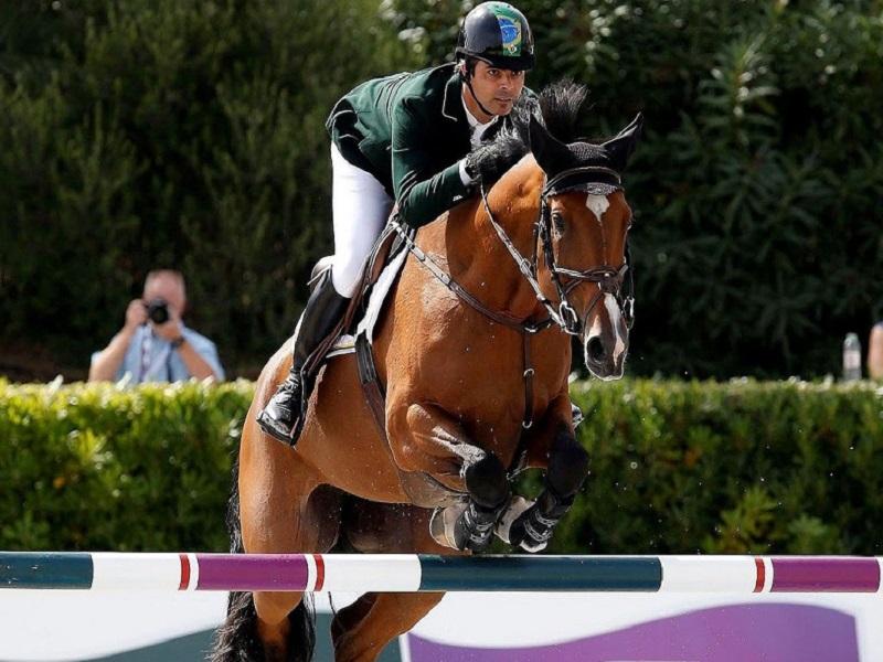Como os cavalos chegam às Olimpíadas? (Foto: divulgação)