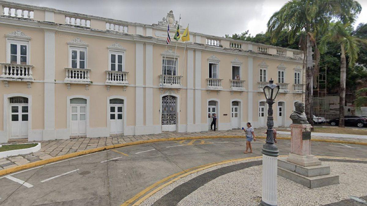Inscrições de concurso da Prefeitura de São Luis está com inscrições abertas (Foto: Google street view)