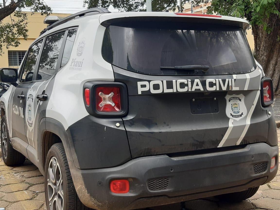 O suspeito foi autuado por tentativa de furto mediante fraude e encontra-se à disposição da Justiça - Foto: Divulgação