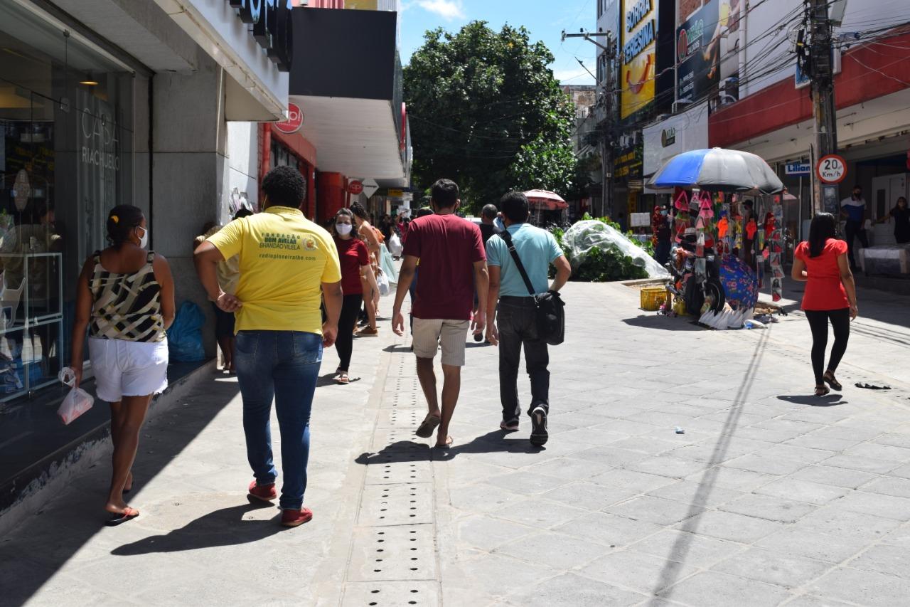 Comércio de Teresina espera aumento nas vendas (Divulgação)