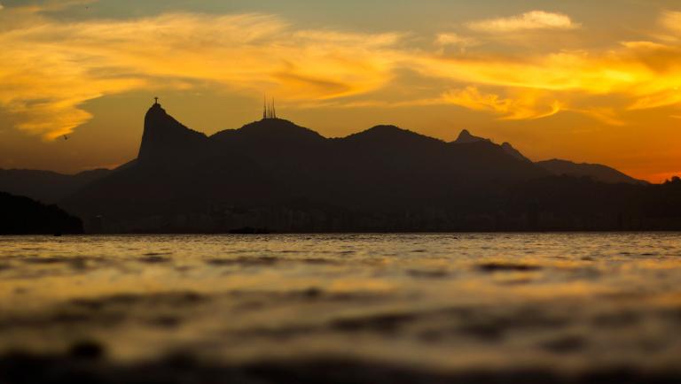 Cidad tem diversos pontos de observação do pôr do sol (Bruna Prado/MTur)
