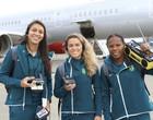 Bia Zaneratto, Formiga e Tamires lutam por visibilidade ao futebol feminino