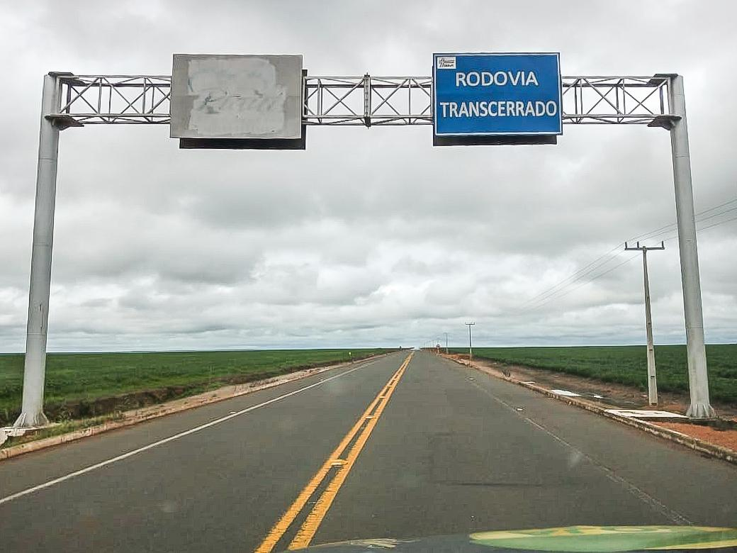 Rodovia Transcerrados vai promover o desenvolvimeno do Piauí. (Foto: Pedro Silvestre)
