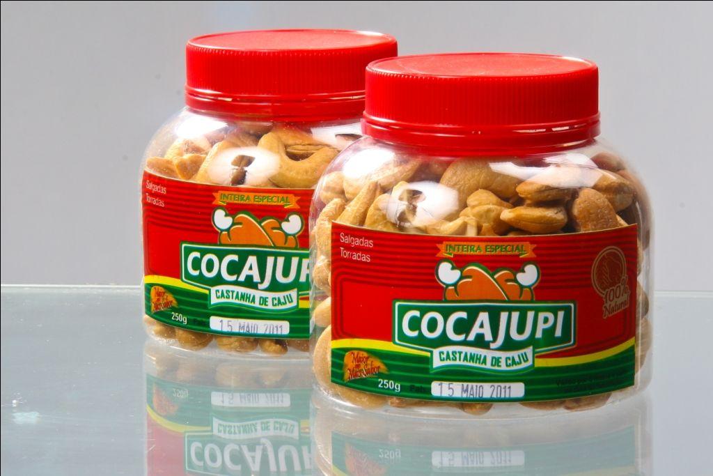 Cooperativa exporta castanha de caju (Divulgação)