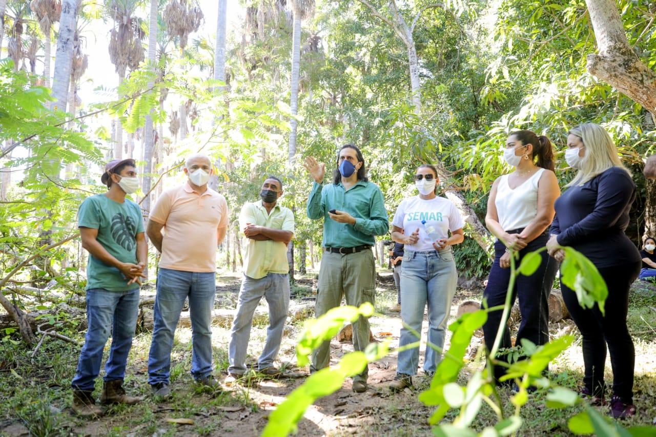 A proposta de criação do parque é liderada pela Prefeitura do município em conjunto com a Universidade Federal do Piauí - Foto: Ascom