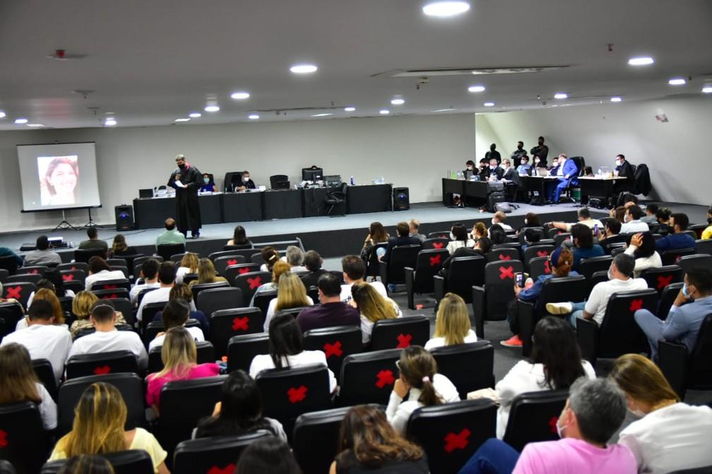 Julgamento do caso Mariana Costa em São Luís - Foto: Gilson Teixeira