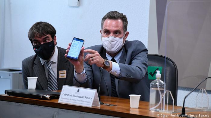 PM teve o celular apreendido para passar por perícia